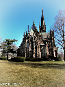 THE CATHEDRAL OF THE INCARNATION - GARDEN CITY NY