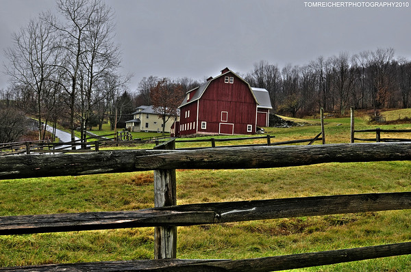 WENT UP TO MY PLACE UPSTATE YESTERDAY ALL IT DID WAS RAIN THEN I DROPPED MY D300 AND BROKE MY NIK 80 -400