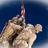 IWO JIMA MEMORIAL  - THIS WEEK ILL DO SOME STUFF FROM D.C.